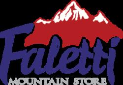 FALETTI MOUNTAIN STORE vettoriele